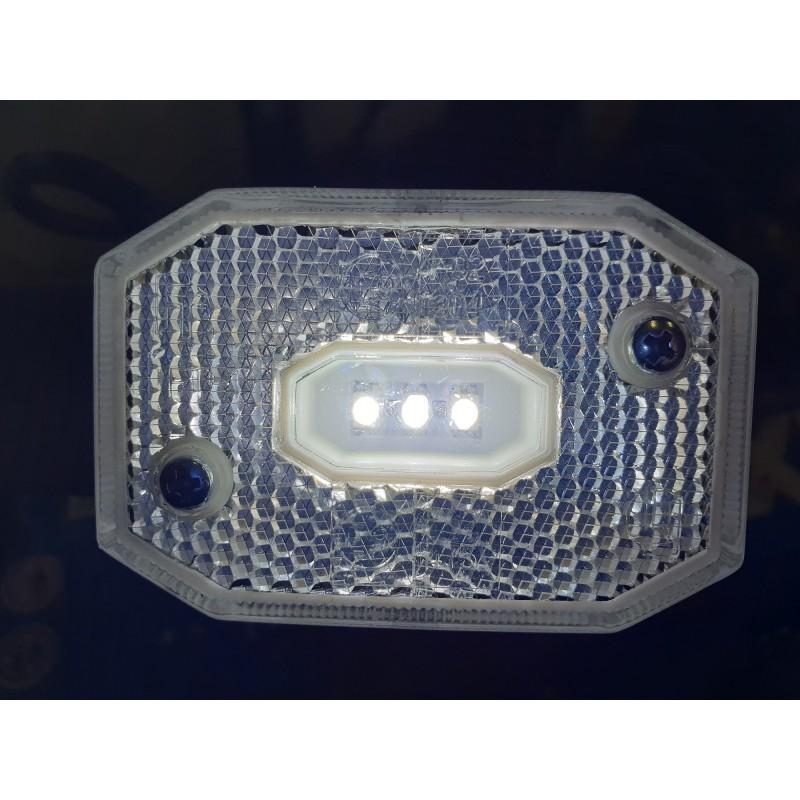 Žibintas LED FT001 B su laikikliu