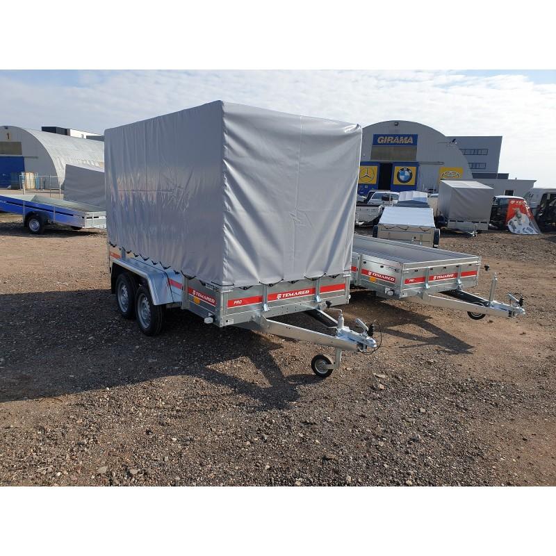 Tentas Temared Pro 3015 h-160cm (su karkasu)