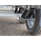 Priekaba TEMA Transporter 3015/2 R 304x153x30cm