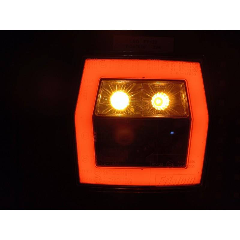 Žibintas LED FT122 galinis