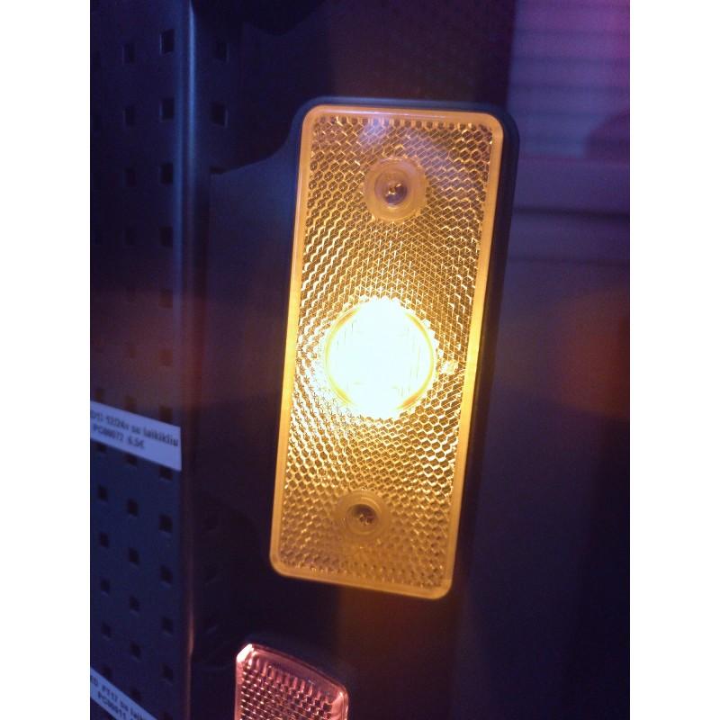 Žibintas LED MD13 su laik. 24/12v