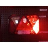 Žibintas LED FT-270 L TB LED PM su lizdu 12V