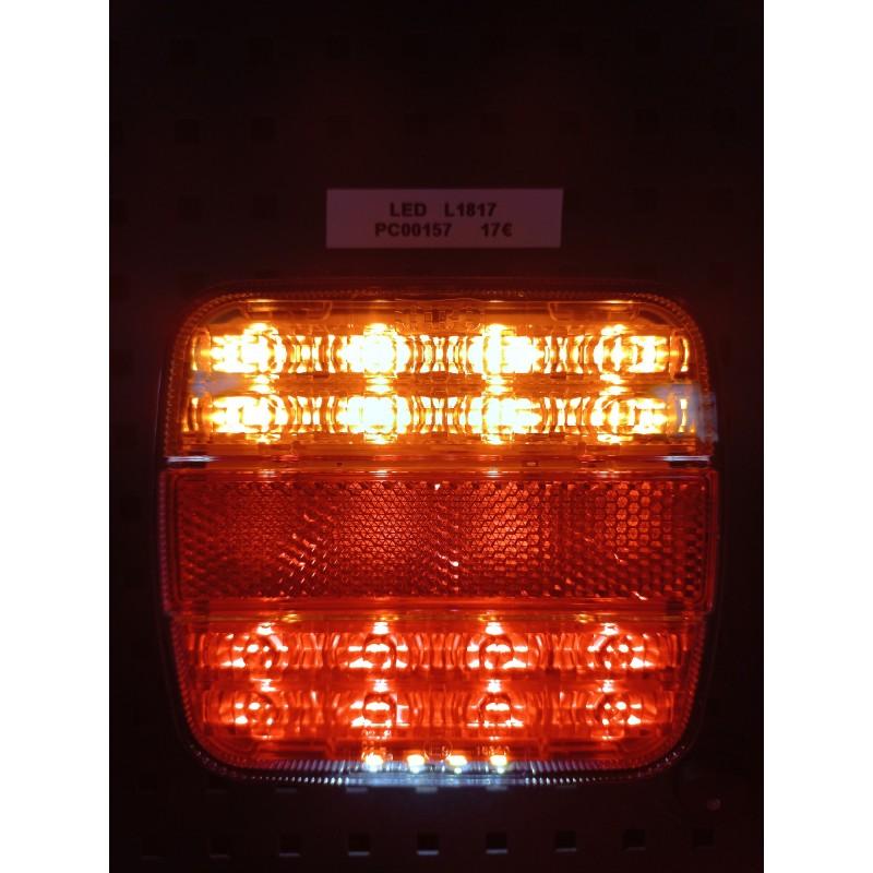 Žibintas L1817-LED