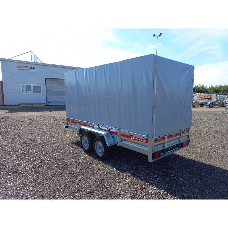 Tentas priekabai TEMA PRO 3515/2 346x150x30cm