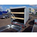 Tentas priekabai TEMA Transporter 2515R 254x153x30cm