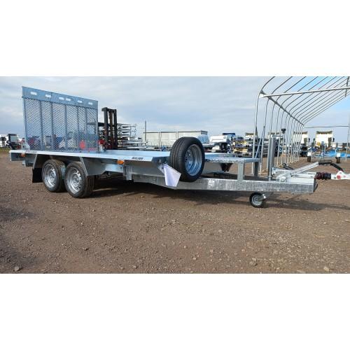Priekaba TEMA Builder 3 3015 300x150cm