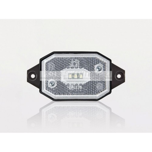 Žibintas LED FT001 B su auselėmis