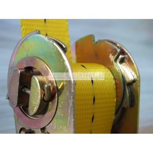 Diržas kroviniui tvirtinti 25mm 5m kompl. 700kg